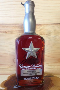 Garrison Brothers™ Single Barrel Straight Bourbon Whiskey